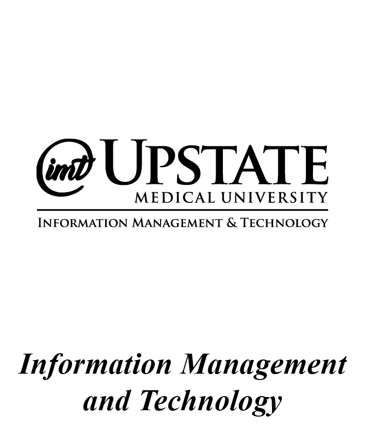 Upstate Information Management and Technology Logo