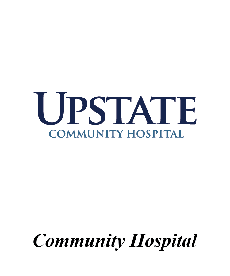 Upstate Community Hospital Logo