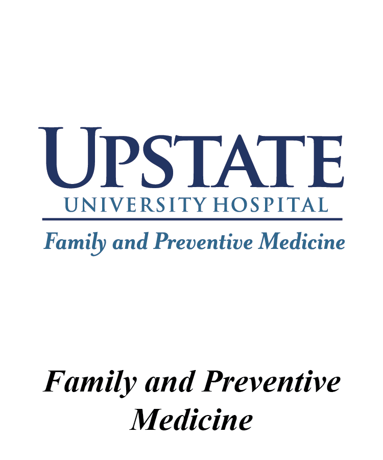 Upstate Family and Preventive Medicine Logo