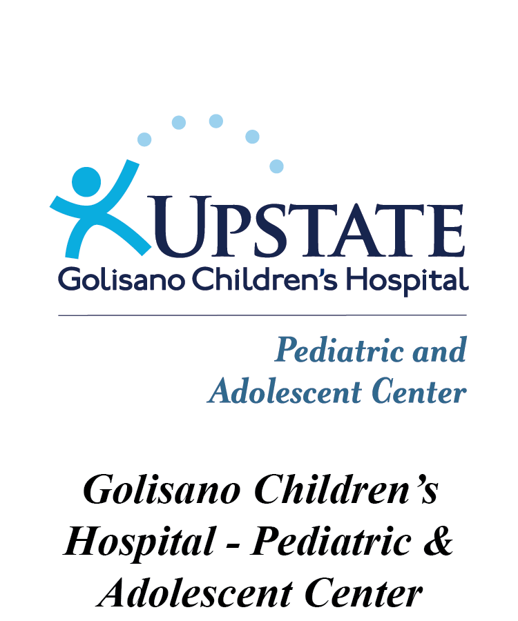 Upstate Golisano Children's Hospital Pediatric and Adolescent Center Logo