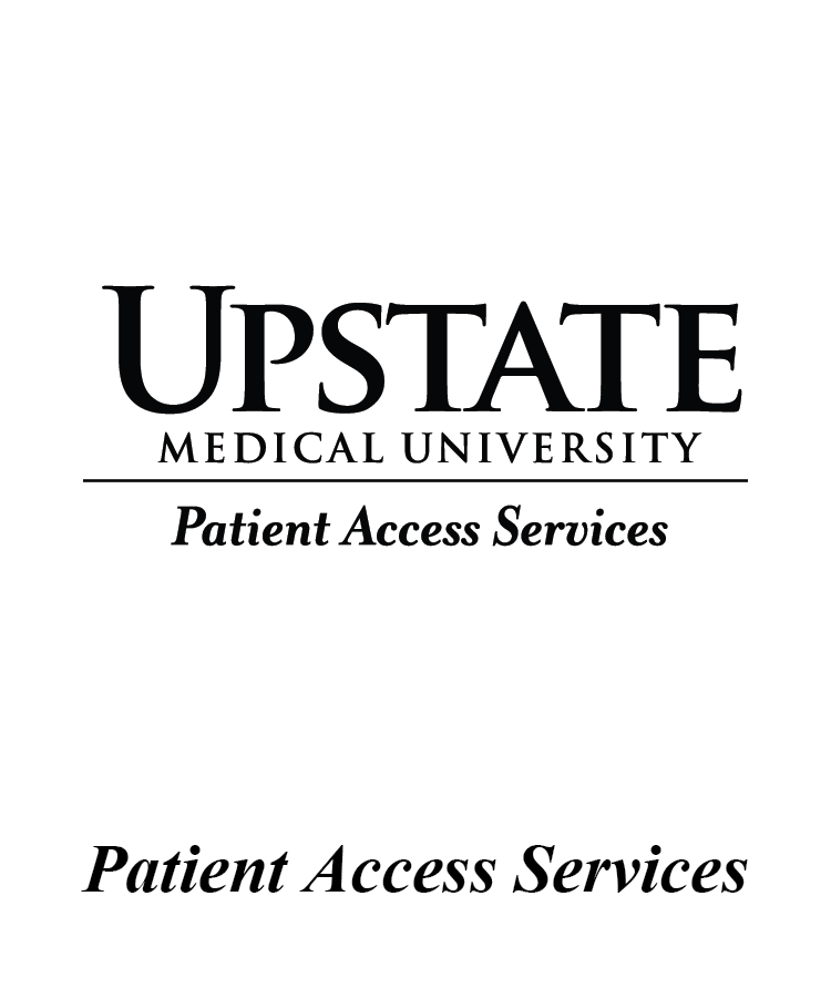 Upstate Patient Access Services Logo