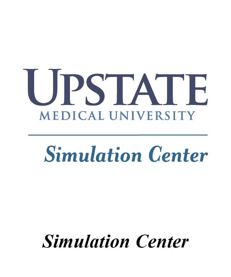 Upstate Simulation Center Logo