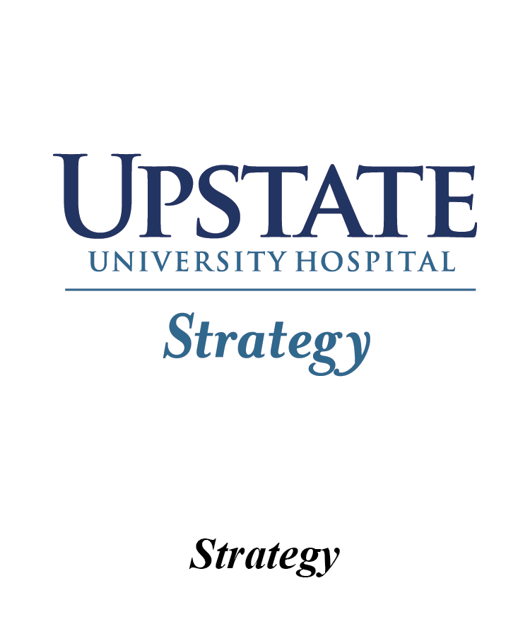 Upstate Strategy Logo