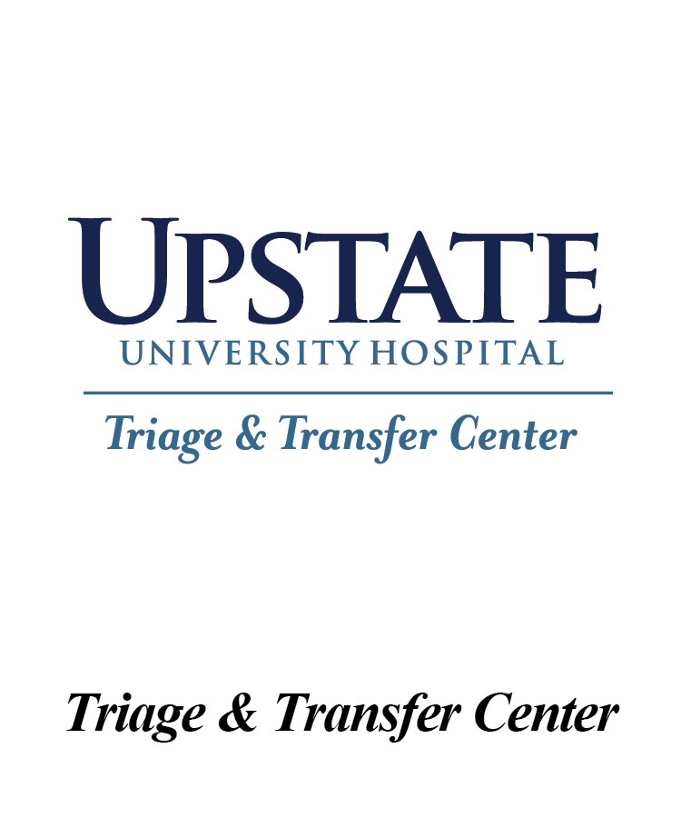 Upstate Triage and Transfer Center Logo