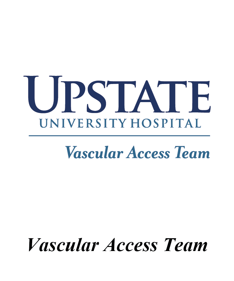 Upstate Vascular Access Team Logo